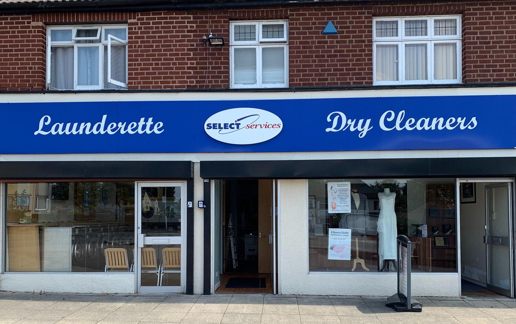 Laundrette & Dry Cleaners Wolverhampton